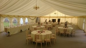 wedding at Swythamley Centre